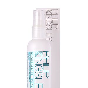 """<p>This is a summer saviour – whatever the weather – thanks to its anti-static, anti-frizz formula with an in-built sunscreen to fight colour fade. Spritz it before you leave the house to set your hair and ward off the effects of the elements. It comes in a pocket sized 60ml version, perfect for travelling.<br /><br />Philip Kingsley Weatherproof Hairspray, £6.95, <a href=""""http://www.johnlewis.com/philip-kingsley-weatherproof-hairspray-60ml/p231768262?kpid=231768262&s_kenid=6bf663fb-cd09-0c88-0a87-00005c7437d8&s_kwcid=ppc_pla&tmad=c&tmcampid=73"""" target=""""_blank"""">John Lewis</a></p>"""