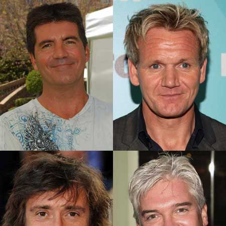 Soooo wrong, but soooo right there's something about our embarrassing celeb crushes that gets us going. Queue the red faces. We promise not to tell anyone you've got the hots for this lot too...  <br />