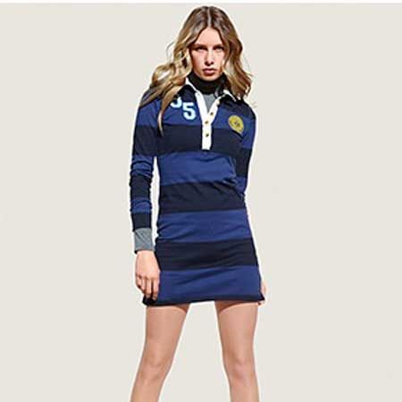 """Love this - it's casual cool and perfect for the weekend and last festivals of the season. Just add slouchy ankle boots, et voila! The preppy trend pared down to just one piece!  <br /><br />£95, <a target=""""_blank"""" href=""""http://www.tommyhilfiger.co.uk/Tommy-Hilfiger/Dresses/Clough-Rugby-Dress-Multicolored/8717971397498,en_GB,pd.html?srule=categoryAndInventory&cgid=104000"""">www.tommyhilfiger.co.uk</a><br />"""