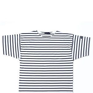 """<p>Versatile, chic, simple: Breton tops never go out of style. Wear it with classic navy chinos and neat ballerina pumps or with red wedge heels and white jeans for the quintessential nautical look.</p><p>Amorlux top, £32, <a href=""""http://www.3939shop.com/products/amorlux-black-white-strip-half-sleeves-t-shirts"""" target=""""_blank"""">39.39</a></p>"""