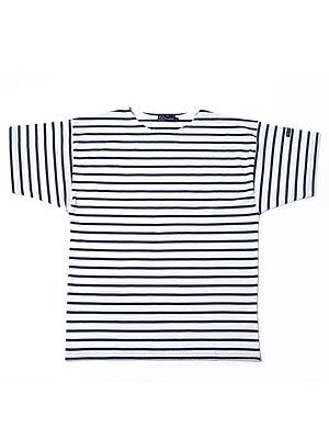 "<p>Versatile, chic, simple: Breton tops never go out of style. Wear it with classic navy chinos and neat ballerina pumps or with red wedge heels and white jeans for the quintessential nautical look.</p> <p>Amorlux top, £32, <a href=""http://www.3939shop.com/products/amorlux-black-white-strip-half-sleeves-t-shirts"" target=""_blank"">39.39</a></p>"