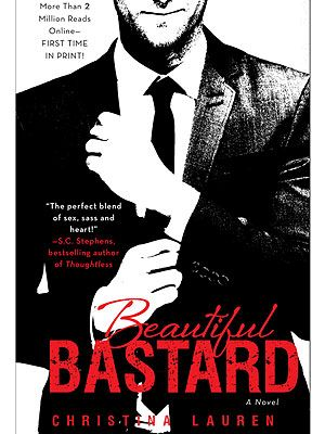 "<p>Ever dreamed about bedding your boss? Well Chloe didn't. In fact, she can't stand the sight of him, and the feeling's mutual. And you know what? Sometimes the only way to get past it is to have angry sex. But will their hate hook-ups turn into something deeper?</p> <p>Beautiful Bastard, £6.39, <a href=""http://www.amazon.co.uk/Beautiful-Bastard-Christina-Lauren/dp/1476730091/ref=pd_sim_b_16"" target=""_blank"">Amazon</a></p>"