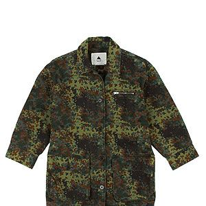 """<p>Take a leaf out of Rihanna and Alexa Chung's book and march up to the Glasto fields in a camo print parka, best thrown over wellies and denim hotpants. Atten-tion!</p><p>Burton Harvey jacket, £79.99, <a href=""""http://www.surfdome.com/burton_jackets_-_burton_harvey_jacket_-_camo-127346"""" target=""""_blank"""">Surfdome</a></p>"""