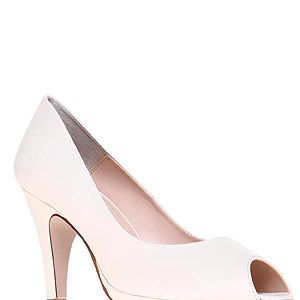 """<p>Minimalist and chic, the white heel is one of the summer's hottest trends, as sported by Sarah Jessica Parker and Mollie King. Stick to monochrome with a black and white stripe dress or make it the neutral foil to bold colour separates.</p><p>Heels, £75, <a href=""""http://www.kurtgeiger.com/assist-white-leather-41-carvela-kurt-geiger-shoe.html"""" target=""""_blank"""">Kurt Geiger</a></p>"""