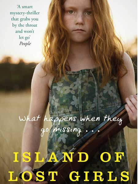 If you love a good psychological thriller, lose yourself in Island of Lost Girls by Jennifer McMahon (£6.99, Sphere). In it Rhonda witnesses a kidnapping so incongruously surreal that she's unable to react and instead she joins the investigation to find the lost child. This only brings her closer to her chilling past and her childhood best friend who also vanished. Creepy....  <br />