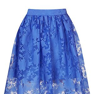 """<p>50s-style A-line, floral lace overlay and elegant midi length… oh Topshop, you do spoil us!</p><p>Skirt, £50, <a href=""""http://www.topshop.com/webapp/wcs/stores/servlet/ProductDisplay?beginIndex=1&viewAllFlag=&catalogId=33057&storeId=12556&productId=11075623&langId=-1&sort_field=Relevance&categoryId=277012&parent_categoryId=208491&pageSize=2000"""" target=""""_blank"""">Topshop</a></p>"""
