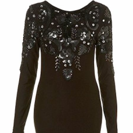 "See in September in style with this week's offering of fashion. Today, Cosmo's Fashion Assistant, Natasha Guiotto, takes you through her hottest must-haves from the high street. Happy spending girls!<br /><br />Left: This embellished bodycon number will take you through from work- to after work drinks.. Its definitely on my wish list! <br /><br />£85, <a target=""_blank"" href=""http://www.topshop.com/webapp/wcs/stores/servlet/ProductDisplay?beginIndex=0&viewAllFlag=true&catalogId=19551&storeId=12556&categoryId=151405&parent_category_rn=42344&productId=1339847&langId=-1"">www.topshop.com</a><br />"