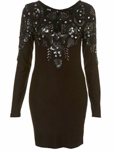 """See in September in style with this week's offering of fashion. Today, Cosmo's Fashion Assistant, Natasha Guiotto, takes you through her hottest must-haves from the high street. Happy spending girls!<br /><br />Left: This embellished bodycon number will take you through from work- to after work drinks.. Its definitely on my wish list! <br /><br />£85, <a target=""""_blank"""" href=""""http://www.topshop.com/webapp/wcs/stores/servlet/ProductDisplay?beginIndex=0&viewAllFlag=true&catalogId=19551&storeId=12556&categoryId=151405&parent_category_rn=42344&productId=1339847&langId=-1"""">www.topshop.com</a><br />"""