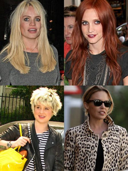 Click through to see the celebs posing for the paps this week....<br />
