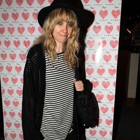 Pip Brown of Ladyhawke has never even tried to be part of the fashion-pack - she once claimed she only ever wore boys clothes, but that hasn't stopped the industry from lapping her up. She demonstrated her effortless style at Brix Smith Start's boutique.  <br />