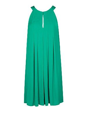 "<p>Forget any preconceptions that jumpsuits are frumpy trend better left in the 90s. This season they get a chic makeover with flared shapes, silky fabrics, and eye-popping brights. Paired with a statement necklace, futuristic heel or courts they make for the perfect cocktail ensemble.</p> <p>Jumpsuit, £40.49, <a href=""http://shop.mango.com/GB1/p0/mango/clothing/jumpsuits/halter-neck-flared-jumpsuit/?id=11080054_24&n=1&s=prendas.monos&ie=0&m=&ts=1372947298241"" target=""_blank"">Mango</a></p>"