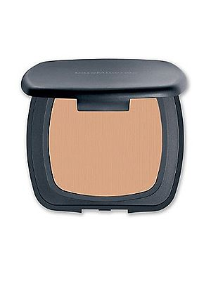 "<p>While we love the idea of a glowing complexion on holiday, sometimes dewy can border on shiny and you just need a powder foundation finish. Not only does this version boast natural SPF20, the solid mineral technology means there'll be no spillage while applying on the go. It's a godsend.<br />bareMinerals Ready SPF20 Foundation, £25, <a title=""http://www.bareminerals.co.uk/bareMinerals-READY-SPF20-Foundation/UKMasterReadyFoundation,default,pd.html"" href=""http://www.bareminerals.co.uk/bareMinerals-READY-SPF20-Foundation/UKMasterReadyFoundation,default,pd.html"" target=""_blank"">bareminerals.co.uk</a></p>"