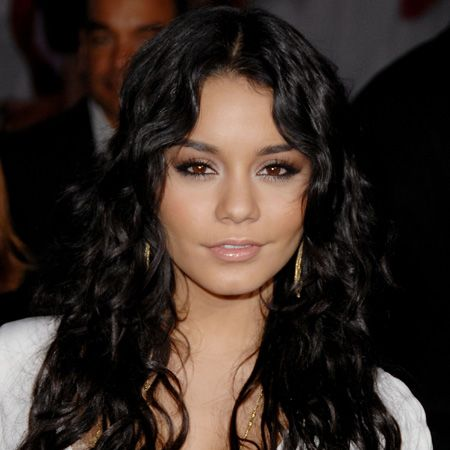 Vanessa, we want your hair! The Disney star's tumbling tresses are the best in the business, and we're loving the mermaid waves<br />