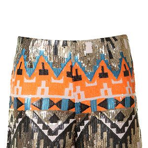 <p>If you're in the market for a clothing item that will take you from the sunlounger to the cocktail bar in a flash, look no further than a pair of sequin shorts. Wear with flats and a loose tee by day, with a slinky vest top and heels by night. </p>