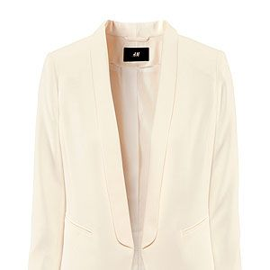 <p>A tailored, boyfriend-style blazer is a versatile piece that will instantly smarten up your outfit. Opt for a classic white or eye-popping shades for the summer. We recommend wearing over a print T-shirt, boyfriend jeans rolled up at the ankle and bright heels for that sexy boy-meets-girl look. </p>