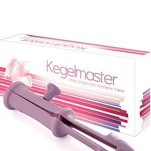 <p>It may look a little scary, but this vaginal exerciser not only strengthens your pelvic floor muscles over time, it helps deepen your orgasms too.</p>