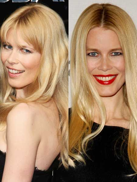 <p>Ms Schiffer isn't big on experimenting, but who can blame her when she already looks this hot? If only she'd get out the tongs a little more often as we think these chunky waves are the ultimate in boho chic. <br /><br />Cosmo voted: <strong><br /> Straight  11%</strong><br /><strong>Curly 89%</strong></p><p><br />Have your say below... <br /></p>