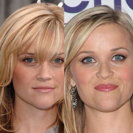 <p>The sexy, side-swept fringe nearly swung it, but most of us still lust after Reese's unbelievably frizz-free, smoothed-straight style which just oozes Hollywood glamour.<br /><br /></p><p>Cosmo thought:<strong><br />Straight 59%<br />Curly 41%</strong><br /><br />Have your say below...<br /><br />  </p>
