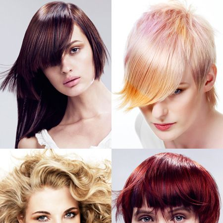 It was acceptable in the 80s and now it's respectable in the noughties  - colouring your crop is top of the locks this season, from pinky pop art pastels to flame red tresses get ready to hot things up with a new hue. If you're after more subtle shading for your strands, take inspiration from this collection of expertly-coloured locks...<br />
