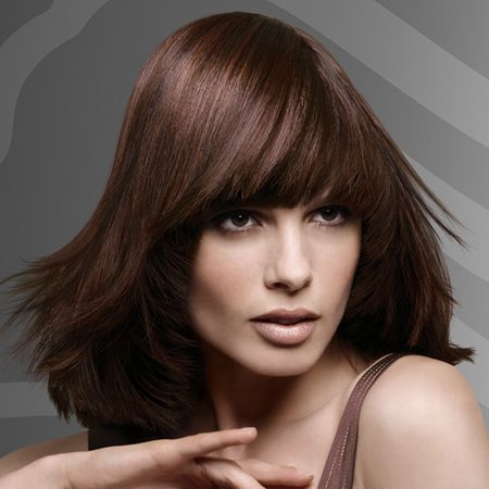 """Explore an autumnal landscape of complimentary rich cool browns for a glamorous deep contrast effect. Sophisticated, sultry and oozing sex appeal.<br /><br />Left: Josh Wood for Koleston Perfect Vibrant Moments Collection by Wella Professionals  . For salons call 01256 490 690 or visit <a target=""""_blank"""" href=""""http://www.wellaprofessionals.co.uk/"""">www.wellaprofessionals.co.uk</a>"""