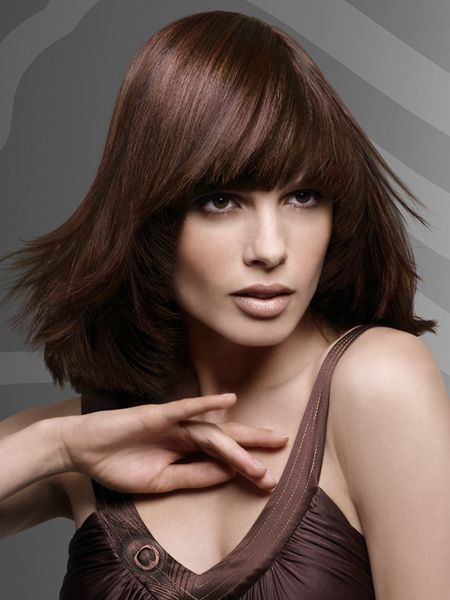 "Explore an autumnal landscape of complimentary rich cool browns for a glamorous deep contrast effect. Sophisticated, sultry and oozing sex appeal.<br /><br />Left: Josh Wood for Koleston Perfect Vibrant Moments Collection by Wella Professionals  . For salons call 01256 490 690 or visit <a target=""_blank"" href=""http://www.wellaprofessionals.co.uk/"">www.wellaprofessionals.co.uk</a>"
