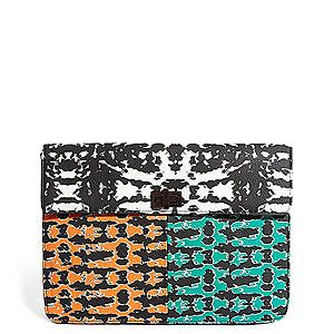"""<p>The colour pop print on this clutch bag is a winner and will perk up any outfit in a jiffy.</p><p>Digital print clutch, £28, <a title=""""ASOS"""" href=""""http://www.asos.com/ASOS/ASOS-Clutch-Bag-In-Digital-Print/Prod/pgeproduct.aspx?iid=2980898&cid=6992%20"""" target=""""_blank"""">ASOS</a></p>"""