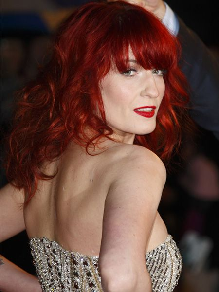 "<a href=""http://www.cosmopolitan.co.uk/tags/rihanna"">Rihanna</a> and <a href=""http://www.cosmopolitan.co.uk/tags/florence-welch"">Florence Welch</a> show that it's not just natural-look red heads who are having a moment right now. If you're brave enough to dare, ditch any semblance of natural born colour and go for the brightest red you dare<br /><br />Try it: If you like to be noticed!"