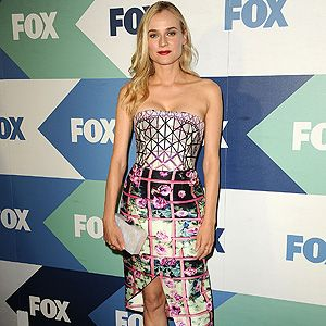 <p>Diane Kruger rocked one helluva frock at <span>the Fox Summer TCA All Star Party</span>.</p>