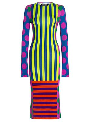 """<p>Dress, £120, <a href=""""http://shop.houseofholland.co.uk/products/mr-quiffy-dress"""" target=""""_blank"""">House of Holland</a></p>"""