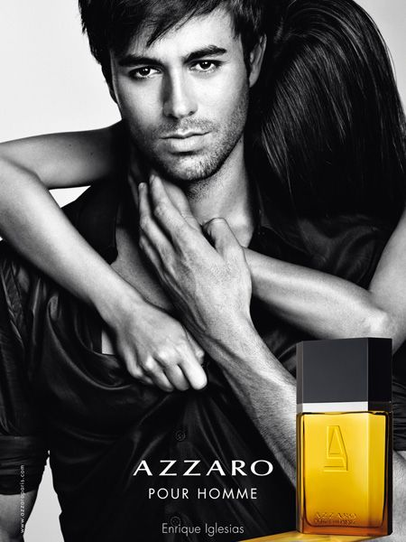 Our obsession with Enrique Iglesias is a no-brainer - his lush Latin looks and - dare we admit it - his seductive songs, get us going. And now, men's fragrance, Azzaro Pour Homme, has given us another gem to add to the portfolio of this perfect man, Enrique is the new face of the scent and we LOVE this sexy snap...  <br />