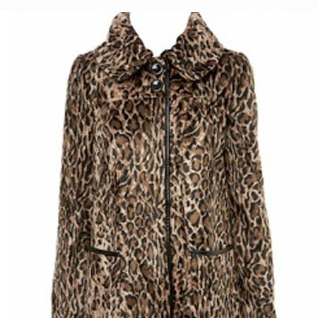 "It's totally winter now and time for a big cozy coat! We're can't get enough of animal print ones, Pat Butcher eat your heart out!<br /><br />£80, <a target=""_blank"" href=""http://www.missselfridge.com/webapp/wcs/stores/servlet/ProductDisplay?beginIndex=0&viewAllFlag=&catalogId=20555&storeId=12554&categoryId=101447&parent_category_rn=70074&productId=1412583&langId=-1"">www.missselfridge.com</a><br />"