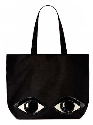 "<p>Black Lily Eye tote, £60, <a href=""http://www.luluguinness.com/collections/eye/black-lily-eyetote"" target=""_blank"">Lulu Guinness</a></p>"