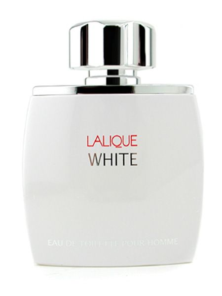 "Lalique White Pour Homme, £48.50 <br /><br />""Delicate and beautiful. I want to hug this man."" Louise Court, Cosmo Editor and lover of super-feminine floral perfumes<br />"