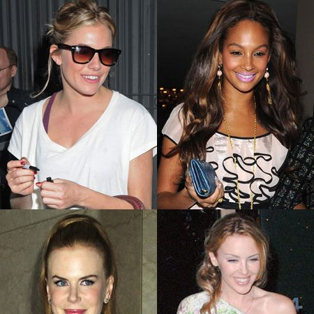 Click through to see the celebs out and about on the town this week...<br />