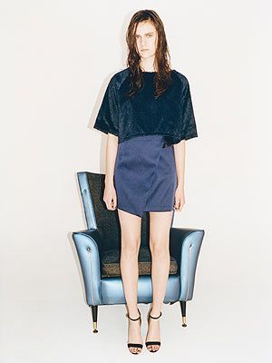 <p>Topshop's AW13 collection hits store from early August</p>