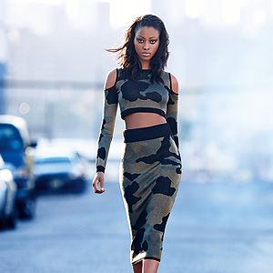 Pieces from Rihanna's autumn/winter 2013 collection, hitting River Island from 12th September.