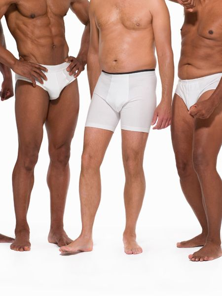 Whether he's wearing proper pants, laid back boxers or letting it all hang out commando you want to know what's in store once you've seen his drawers. Read on for Cosmo's pants decoder….<br /><br />