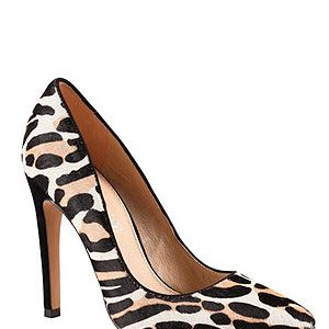 """<p>Leopard is the print of the AW13 season, so style up your outfit now thanks to these white and black faux-pony heels from Aldo.</p><p>Frited heels, £80, <a href=""""http://www.aldoshoes.com/uk/women/shoes/high-heels/93964617-frited/79"""" target=""""_blank"""">Aldo</a></p>"""