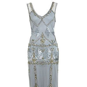 """<p>A party date is the perfect excuse to go all out and the 20s trend is a great way to do it. A fitted Gatsby-inspired sheer and chiffon dress in muted tones with gold and silver beads aplenty is bound to catch his eye. Make sure you don't overdo it though and shun jewellery in favour of a bold, vampish lip.</p><p>Aztec beaded midi dress, £89, <a href=""""http://www.missselfridge.com/en/msuk/product/dress-shop-299048/view-all-299126/aztec-beaded-midi-dress-2088034?bi=1&ps=200"""" target=""""_blank"""">Miss Selfridge</a></p>"""
