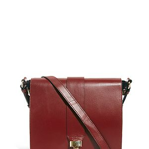 """<p>New season, new bag, right? This across-body bag in tonal black and burgundy is the perfect back-to-school, er, we mean <em>work</em>, option.</p><p>Across-body bag, £45, <a title=""""http://www.asos.com/ASOS/ASOS-Leather-Across-Body-Bag-With-Door-Knocker-Detail/Prod/pgeproduct.aspx?iid=2967234&cid=16350&sh=0&pge=0&pgesize=36&sort=-1&clr=Burgundy"""" href=""""http://www.asos.com/ASOS/ASOS-Leather-Across-Body-Bag-With-Door-Knocker-Detail/Prod/pgeproduct.aspx?iid=2967234&cid=16350&sh=0&pge=0&pgesize=36&sort=-1&clr=Burgundy"""" target=""""_blank"""">ASOS</a></p>"""