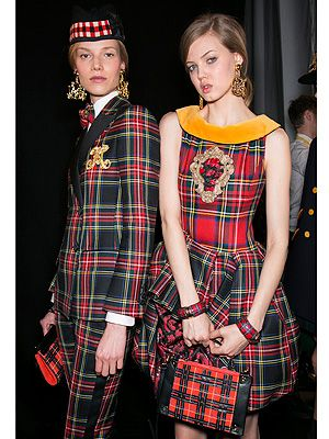 <p>Get set to have a Highland Fling with fashion next season as punky plaid is having a moment. As spotted on all the AW13 catwalks from Moschino (pictured left) through to Jean Paul Gaultier and Versace, it's time to join the tartan army.</p> <p><strong>Check out Cosmo's edit of the 10 best tartan pieces to shop now >>></strong></p> <p><em>To see how to take on the punk trend, pick up the September issue of Cosmo for some help from #TeamCosmo</em>.</p>