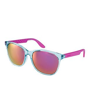 """<p>Come rain or shine, mirrored shades are the only eyewear to be seen in this season for 'I'm with the band' cool.</p><p>Carrera mirrored sunglasses, £90, <a title=""""http://www.asos.com/Carrera/Carrera-5001-Craze-Oversized-Sunglasses/Prod/pgeproduct.aspx?iid=3023947&cid=7662&sh=0&pge=0&pgesize=204&sort=-1&clr=Aqua+and+pink"""" href=""""http://www.asos.com/Carrera/Carrera-5001-Craze-Oversized-Sunglasses/Prod/pgeproduct.aspx?iid=3023947&cid=7662&sh=0&pge=0&pgesize=204&sort=-1&clr=Aqua+and+pink"""" target=""""_blank"""">ASOS</a></p>"""