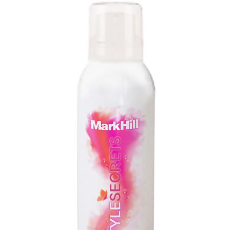 """<p>When there's no time to renew your 'do revive it with a dry shampoo. Shake, spray into the roots, leave for five minutes while you tend to your face, brush and go!</p><p>Mark Hill Style Secrets Dry Shampoo, £4.99, <a target=""""_blank"""" href=""""http://www.boots.com/webapp/wcs/stores/servlet/CatalogSearchResultView?storeId=10052&catalogId=11051&langId=-1&pageSize=12&beginIndex=0&sType=SimpleSearch&resultCatEntryType=2&searchTerm=mark+hill&x=0&y=0"""">www.boots.com</a></p>"""