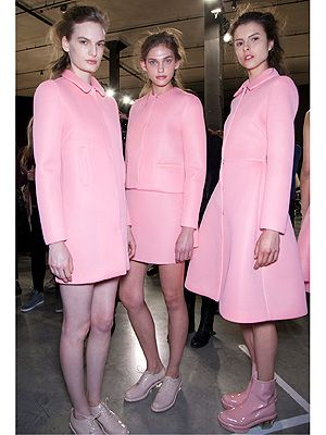 "<p>You gotta think pink this season, as it is set to be be <em>the</em> shade de rigeur next season.</p> <p>From dusky, washed-out shades at Topshop Unique through to the bold bubblegum hues seen at <a href=""http://www.cosmopolitan.co.uk/fashion/news/simone-rocha-fashion-designer-interview"" target=""_blank"">Simone Rocha</a>, the AW13 catwalks were positively blushing with gorgeously girly pink (and a Cosmo favourite).</p> <p>Get ahead of the game and pick up a pink piece pre-season with our edit of the best pink fashion finds, available NOW on a high street near you...</p> <p><strong>CLICK THROUGH TO SHOP COSMO'S EDIT OF AW13 PINK FASHION FINDS >>></strong></p> <p><a href=""http://www.cosmopolitan.co.uk/fashion/news/simone-rocha-fashion-designer-interview"" target=""_blank"">READ COSMO'S INTERVIEW WITH DESIGNER (AND PINK FAN) SIMONE ROCHA</a></p> <p> </p>"