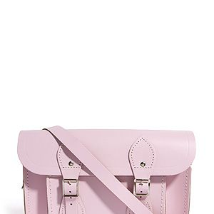 """<p>Pink Cambridge Satchel, £73.50, exclusive to <a href=""""http://www.asos.com/Cambridge-Satchel-Company/Cambridge-Satchel-Company-Exclusive-To-ASOS-Baby-Pink-11-Satchel/Prod/pgeproduct.aspx?iid=2888587&SearchQuery=pink&Rf-700=1000&sh=0&pge=0&pgesize=204&sort=-1&clr=Babypink"""" target=""""_blank"""">ASOS</a></p>"""