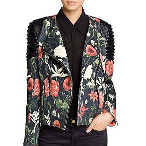 """<p>This cotton printed biker jacket works the 'pretty tough' 90s grunge trend a treat.</p><p>Floral biker jacket, £99, <a href=""""http://shop.mango.com/GB/p0/mango/new/quilted-panel-floral-biker-jacket/?id=11085607_02&n=1&s=nuevo&ie=0&m=&ts=1378139223611"""" target=""""_blank"""">Mango.com</a></p>"""