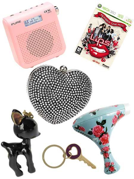 <p> </p><p>Shopping for the festive season can be a minefield – but not anymore.  Cosmo has got your Christmas gifts sorted. We've scoured the internet to bring you the most gorgeous online buys for girls – ones for your mum, gran, best mate and plenty of can't-resist-ones for you. Happy spending!</p><p> </p>