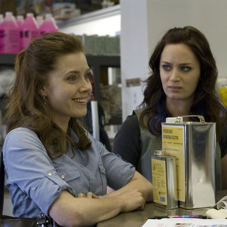 If you fancy watching an American film where the cheerleader isn't a perfect princess or a scary psycho, try black comedy <em>Sunshine Cleaning</em>. Former cheerleader Rose, (Amy Adams) is a 30-something single mum on a mission: to get her son into a better school. She'll stop at nothing for his education and ends up persuading her sister Norah (Emily Blunt) to join her cash-making plan by cleaning up crime scenes. The fuzzy warmness comes from a good touch of sister solidarity. Out now on DVD and Blu-ray  <br />