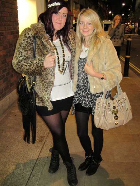 <p> </p><p>We're loving the animal print trend at the moment and decided to hit the streets to see how everyone else is wearing theirs. Take a walk on the wild side...Natasha & Clare x</p>