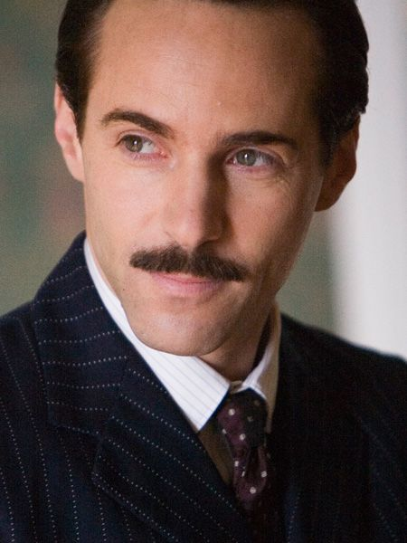 We know Movember is almost over, but why should that stop you from lusting after totty with taches? Queue Alessandro Nivola aka the cutie, Arthur 'Boy' Capel in <em>Coco Before Chanel</em>. Unfortunately the 37-year-old hottie has been snapped up by English actress Emily Mortimer but you can still salivate over him on screen as the DVD of <em>Coco Before Chanel</em> is out now.